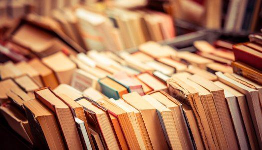 Máquina imprime livros na hora