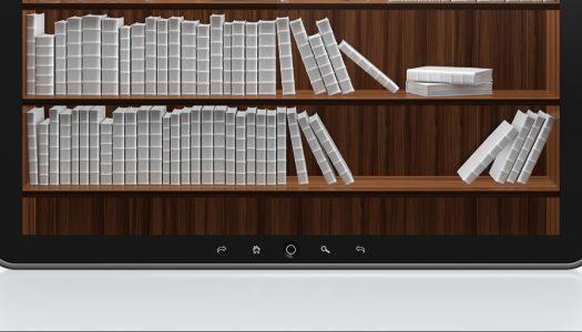 Biblioteca virtual transforma alunos em autores
