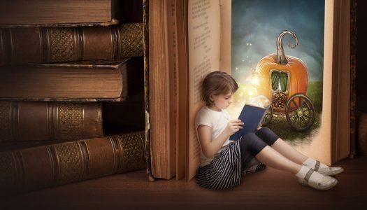 Equipe Guten sugere livros para as crianças