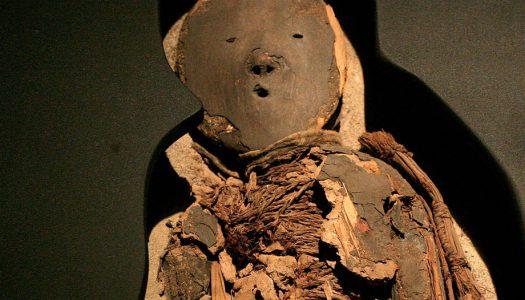 Múmias milenares estão ameaçadas