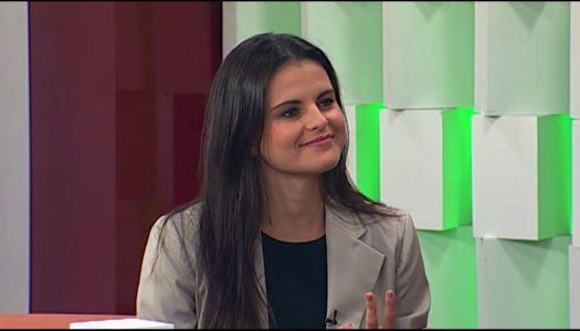 Entrevista no canal Novo Tempo