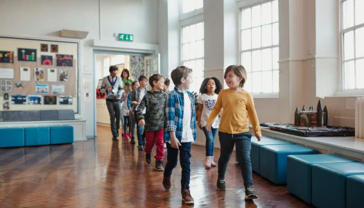 Afinal, como integrar os antigos e novos alunos na volta às aulas?
